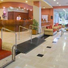 Отель Eurosalou & Spa Испания, Салоу - 4 отзыва об отеле, цены и фото номеров - забронировать отель Eurosalou & Spa онлайн интерьер отеля