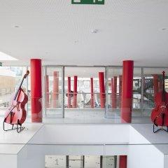 Отель Da Musica Порту фитнесс-зал фото 2