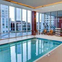 Cambria Hotel White Plains - Downtown фитнесс-зал фото 2