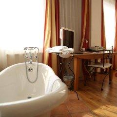 Отель Drei Raben Германия, Нюрнберг - отзывы, цены и фото номеров - забронировать отель Drei Raben онлайн ванная фото 2