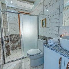Garth of Balat Hotel Турция, Стамбул - отзывы, цены и фото номеров - забронировать отель Garth of Balat Hotel онлайн ванная
