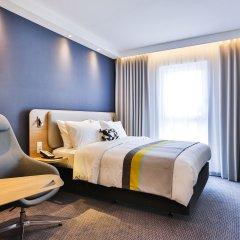 Отель Holiday Inn Express Karlsruhe - City Park комната для гостей фото 2