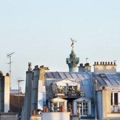 Отель Turenne Le Marais Париж балкон