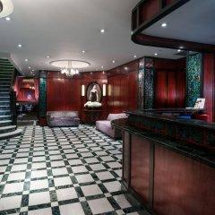 Washington Square Hotel интерьер отеля