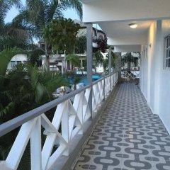 Отель Batey Hotel Boutique Доминикана, Бока Чика - отзывы, цены и фото номеров - забронировать отель Batey Hotel Boutique онлайн балкон