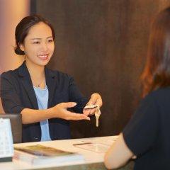 Отель The Metropolitan Япония, Хаката - отзывы, цены и фото номеров - забронировать отель The Metropolitan онлайн интерьер отеля