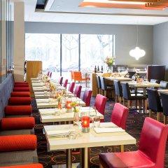Отель Novotel Amsterdam City Амстердам помещение для мероприятий