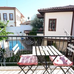 The Suite Apart Hotel Kaleiçi Турция, Анталья - отзывы, цены и фото номеров - забронировать отель The Suite Apart Hotel Kaleiçi онлайн балкон