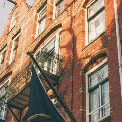 Отель Max Brown Hotel Museum Square Нидерланды, Амстердам - 3 отзыва об отеле, цены и фото номеров - забронировать отель Max Brown Hotel Museum Square онлайн фото 2