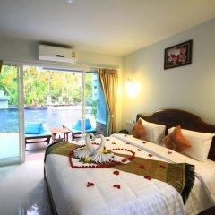 Отель Aonang Silver Orchid Resort комната для гостей фото 4