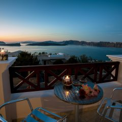 Отель William's Houses Греция, Остров Санторини - отзывы, цены и фото номеров - забронировать отель William's Houses онлайн балкон