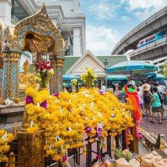 Отель Indigo Bangkok Wireless Road Бангкок помещение для мероприятий