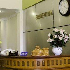 Отель Blue Moon Hotel Вьетнам, Ханой - 1 отзыв об отеле, цены и фото номеров - забронировать отель Blue Moon Hotel онлайн интерьер отеля фото 2
