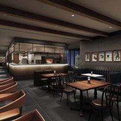 Отель The Royal Park Canvas - Ginza 8 Япония, Токио - отзывы, цены и фото номеров - забронировать отель The Royal Park Canvas - Ginza 8 онлайн гостиничный бар