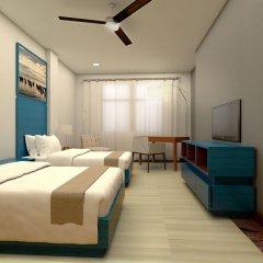 R Hotel Kingston комната для гостей