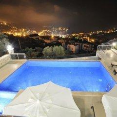Villa Eylul Турция, Калкан - отзывы, цены и фото номеров - забронировать отель Villa Eylul онлайн бассейн фото 3