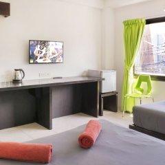 Art Hotel Chaweng Beach удобства в номере фото 2