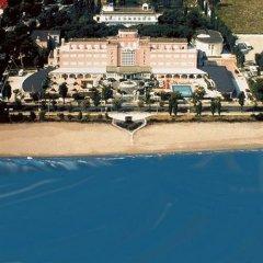 Le Conchiglie Hotel пляж