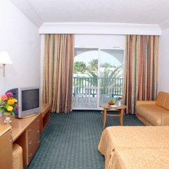 Отель Delphin El Habib Тунис, Монастир - 2 отзыва об отеле, цены и фото номеров - забронировать отель Delphin El Habib онлайн комната для гостей фото 2