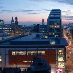 Отель Hilton Manchester Deansgate Манчестер фото 2