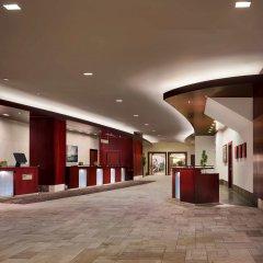 Отель Hyatt Regency Vancouver Канада, Ванкувер - 2 отзыва об отеле, цены и фото номеров - забронировать отель Hyatt Regency Vancouver онлайн интерьер отеля фото 2