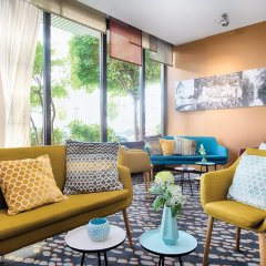 Leonardo Hotel Heidelberg City Center интерьер отеля
