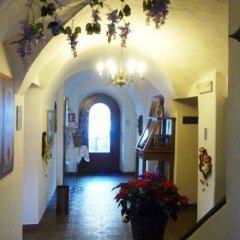 Отель Gasthof Stiegenwirt Парчинес интерьер отеля