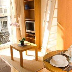 Отель Irwin Apartments at Notting Hill Великобритания, Лондон - отзывы, цены и фото номеров - забронировать отель Irwin Apartments at Notting Hill онлайн комната для гостей фото 2