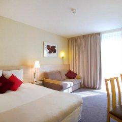 Отель Novotel Glasgow Centre 4* Стандартный номер с двуспальной кроватью фото 4