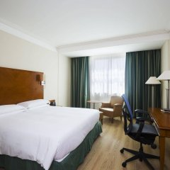 Отель Hilton Rome Airport комната для гостей фото 3