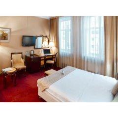 Гостиница Мандарин Москва 4* Стандартный номер с 2 отдельными кроватями фото 3