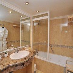 Отель Best Western Hotel Toubkal Марокко, Касабланка - 1 отзыв об отеле, цены и фото номеров - забронировать отель Best Western Hotel Toubkal онлайн ванная