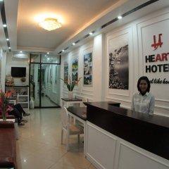 Heart Hotel интерьер отеля