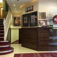 Kings Cross Inn Hotel интерьер отеля