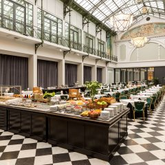 NH Collection Amsterdam Grand Hotel Krasnapolsky Амстердам помещение для мероприятий фото 2