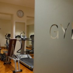 Hotel De La Ville фитнесс-зал фото 2
