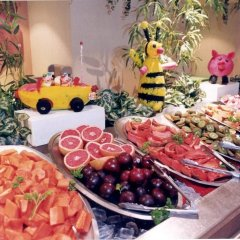 Hotel Los Aluxes питание