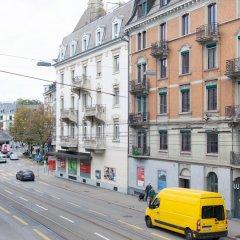 Отель HITrental Kreuzplatz Apartments Швейцария, Цюрих - отзывы, цены и фото номеров - забронировать отель HITrental Kreuzplatz Apartments онлайн фото 2