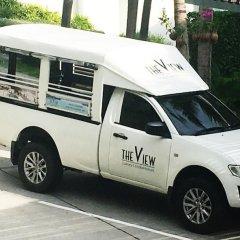 Апарт-отель The View Phuket Пхукет городской автобус