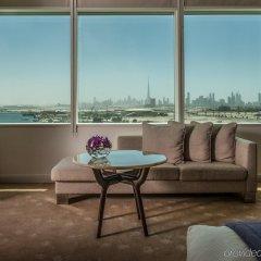 Отель InterContinental Residence Suites Dubai Festival City балкон