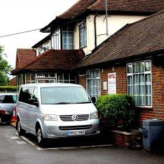 Отель Heathrow Lodge Великобритания, Лондон - 2 отзыва об отеле, цены и фото номеров - забронировать отель Heathrow Lodge онлайн городской автобус