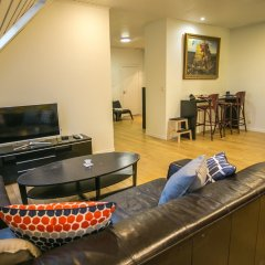 FJC Loft Hostel комната для гостей фото 3