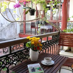 Nhi Trung Hotel питание