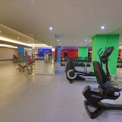 Ramada Hotel & Suites Istanbul Merter фитнесс-зал фото 3