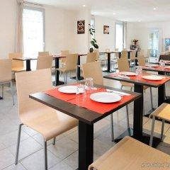 Отель Séjours & Affaires Rennes Villa Camilla питание