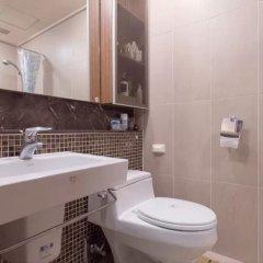 Апартаменты Gangnam Galaxy Apartment 1 ванная