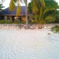 Отель Fare Matira пляж