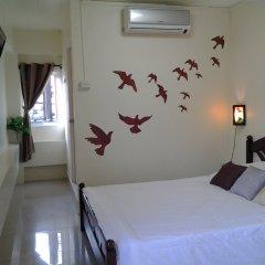 Отель AT. Center Guesthouse and Motorbike Pattaya детские мероприятия