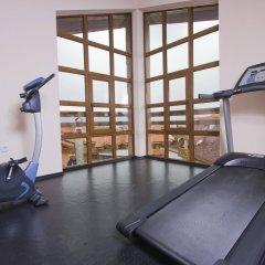 Отель Belmont Банско фитнесс-зал