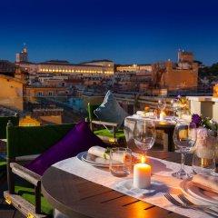 Отель Singer Palace Hotel Италия, Рим - отзывы, цены и фото номеров - забронировать отель Singer Palace Hotel онлайн питание фото 2